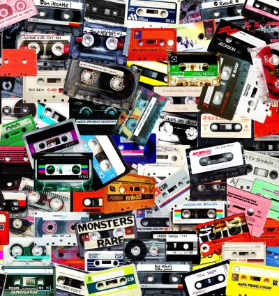 tapes-everywhere